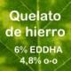 Palé 300Kg Quelato de Hierro 6% EDDHA 4,8 o-o