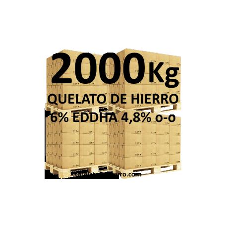 2000 kg quelato de hierro FeEDDHA