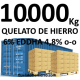 10000 Kg Quelato de Hierro 6% EDDHA 4.8% o-o