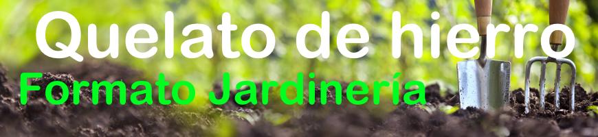 Formato jardinería