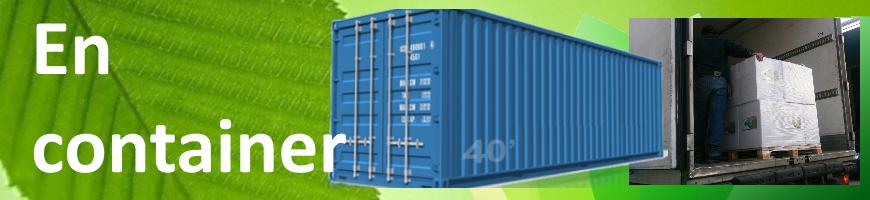En container